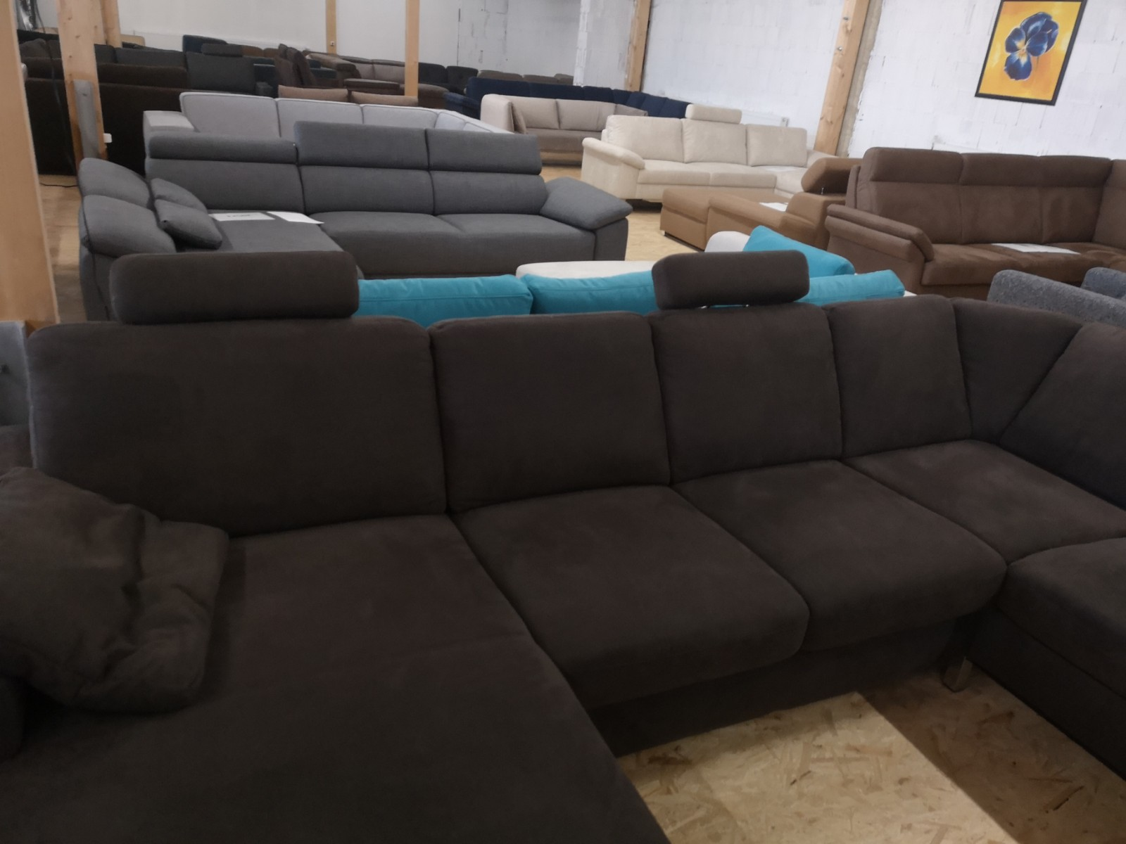 xl sofa wohnlandschaften marken sofa couch 3 sofa. Black Bedroom Furniture Sets. Home Design Ideas